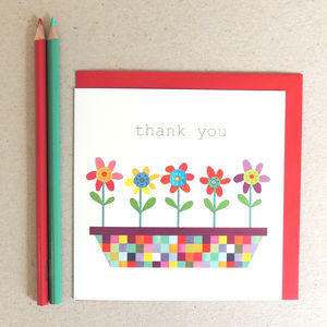 10 Pack Thank You Cards