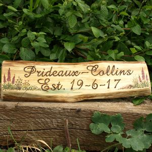 Personalised Garden Sign - signs