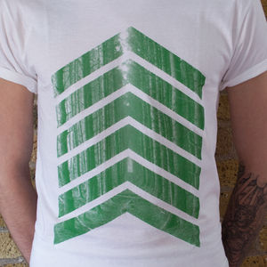 Forest Print T Shirt - tops & t-shirts