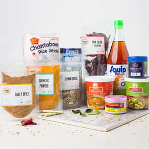 Thai Ingredients Collection - make your own kits