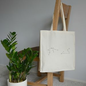 Personalised Constellation Maps Bag
