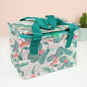 Botanical Tropics Lunch Bag - what's new