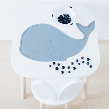 Whale Baby Children's Placemat