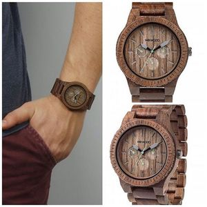 Kappa Wooden Eco Watch - men's accessories