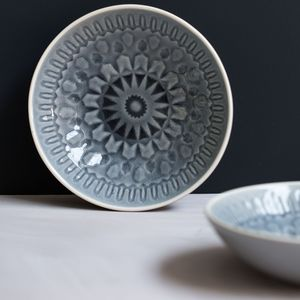 Grey Glazed Bowls - new in home