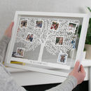 Personalised Friendship Tree Photo Papercut