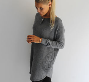 Circle Pocket Jumper