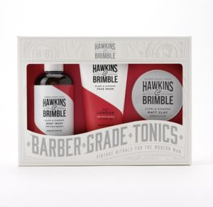 Hawkins And Brimble Root To Tip Body Care Set