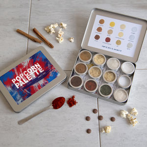 Make Your Own Popcorn Seasoning Kit - sweet kits