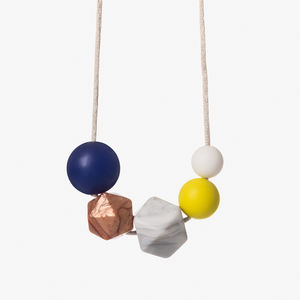 Sulphur Symphony Teething Necklace
