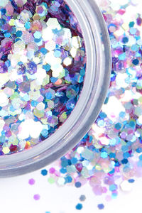 Purple Unicorn Chunky Glitter