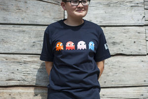 Child's Arcade Ghosts T Shirt