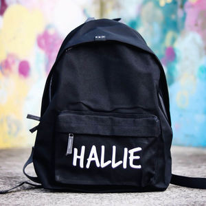 Personalised Kids Backpack - new in fashion