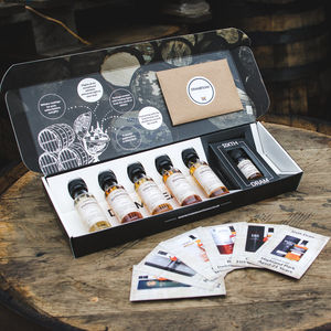 Premium Whisky Tasting Subscription Three Months