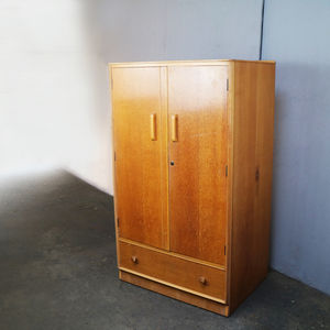 1950/60's Small Wardrobe - bedroom