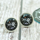 Personalised Alitimeter Cufflinks