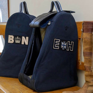 Personalised Welly Boot Bag - bags & cases