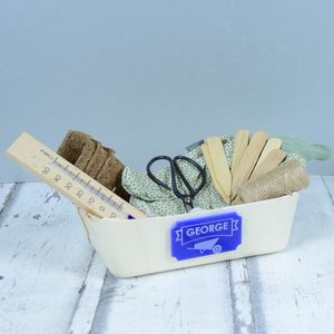 Personalised Greenhouse Essentials Kit - gifts for her