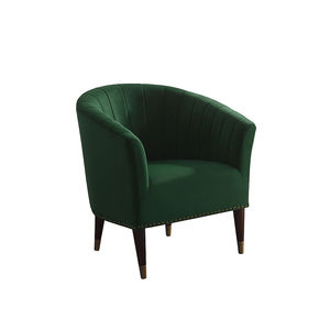 Madison Velvet Armchair - home sale
