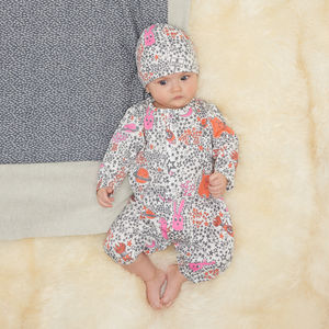 Blitzer Organic Playsuit/Sleepbag - clothing