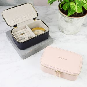 Mini Jewellery Box - jewellery boxes & storage