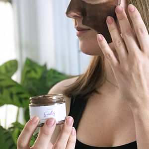 'Fudge' Chocolate Face Mask - stocking fillers for her