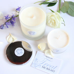Luxury Natural Wax Candle No. Seven Calm