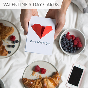 shop valentine's day cards