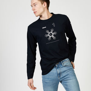 Men's Alpes One Long Sleeve T Shirt
