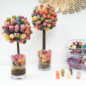 Personalised Jelly Baby Sweet Tree - food & drink sale