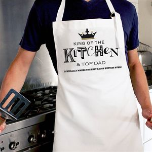 'King Or Queen Of The Kitchen' Apron - baking