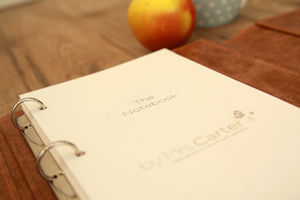 Refill Luxury Note Book Inserts For Our Journals