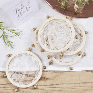 Wedding Decoration Favour Tambourine - room decorations