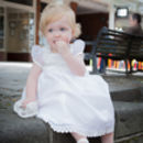 Molly Organza Christening Dress