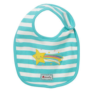 Bold Space Reversible Bib - baby care