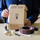 Make Your Own Belt Kit