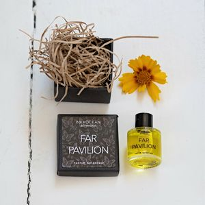 'Far Pavilion' Natural Botanical Perfume