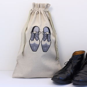Men's Shoe Bag
