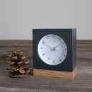 Ply Mantel Clock