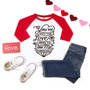 You've Got The Love Kids Valentines Top