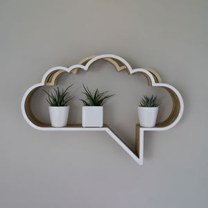 Cloud Speech Bubble Shelf
