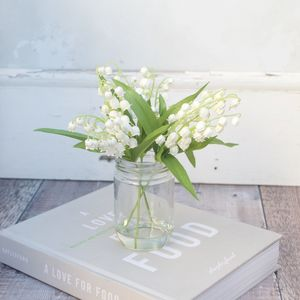 Bouquet Of Lily Of The Valley - flowers, plants & vases