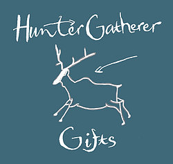Hunter Gatherer Logo