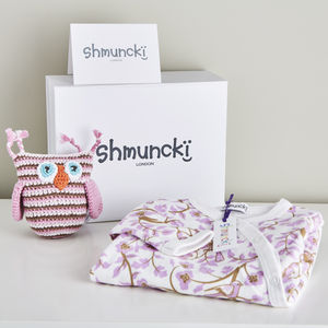 Design Your Own New Baby Girl Gift - new baby gifts