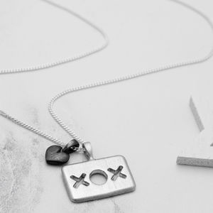 Xox Charm Necklace
