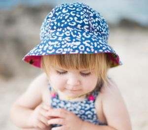 Children's Bonnet Sun Hat