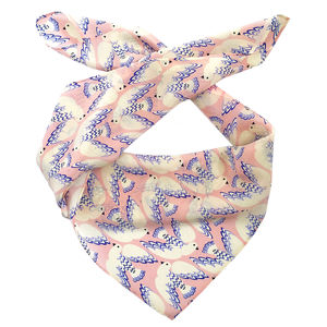 'Pretty In Pink' Silk Scarf - women's accessories