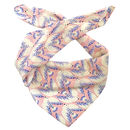 'Pretty In Pink' Silk Scarf, Birthday Gift For Her
