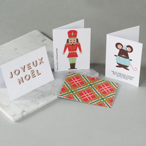 Luxury Mixed Christmas Card Pack Four