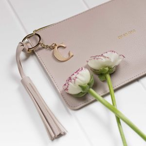 Personalised 'Oh So Chic' Keepsake Clutch Bag